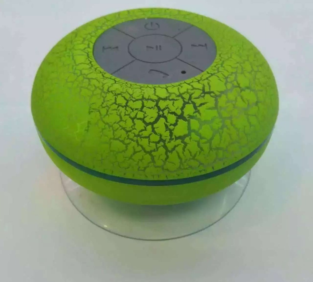 bluetooth mini speaker subwoofer with led light speaker