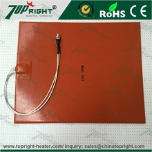 Heating Pads 110V Silicone Rubber Heater Element