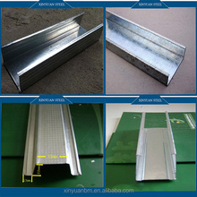 China Supplier Low Price Light Steel Keel Sizes Studs /Tracks/ Drywall Metal Furring Channel