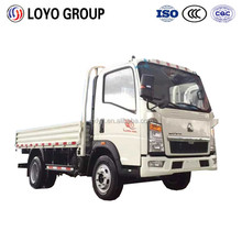 Sinotruk HOWO 4X2 Cargo Truck For Sale