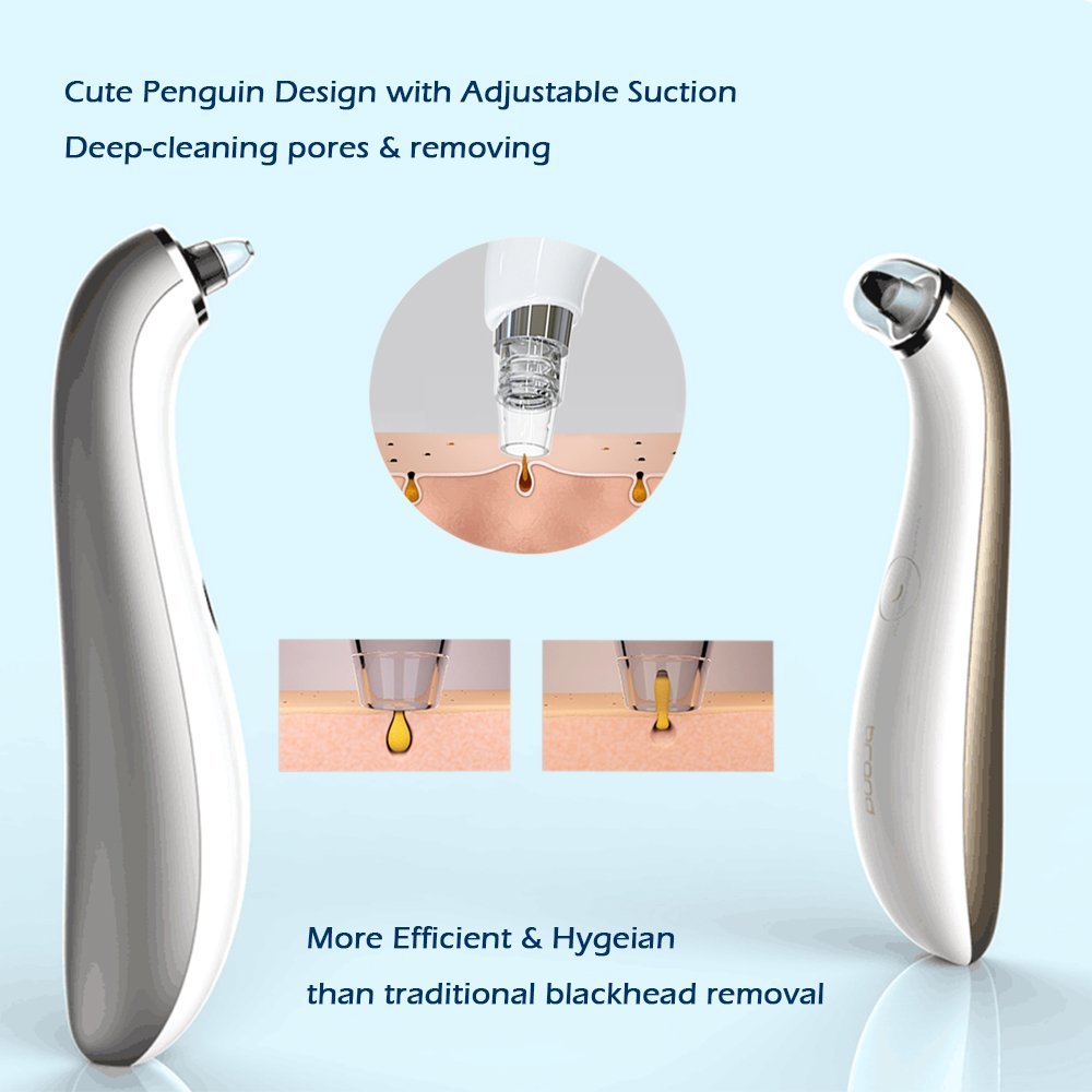 OEM Wholesale Beauty product comedo suction machine blackhead remover