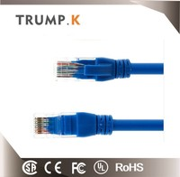 2016 Utp Cat5e Network Cable Lan Cat5e Patch Cord Cable