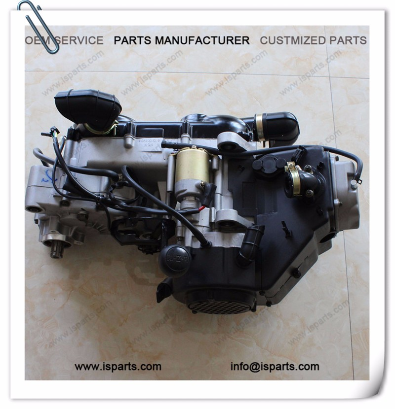 150cc GY6 engine with reverse gearbox for 4 wheel Buggy