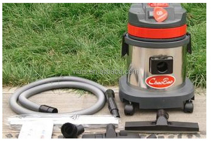 2015 Top sale high quality factory price home use wet and dry chaobao 15L vacuum cleaner