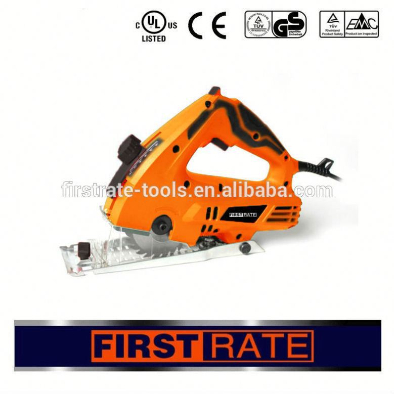550W 85mm cheap electric mini tile cutter wood cutting saw blade with laser