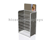 Removal metal adults products store condom display stand