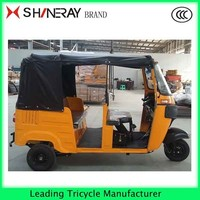 China Bajaj 3 Wheeler Factory