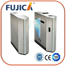 Access control Integrated Flap Barrier System