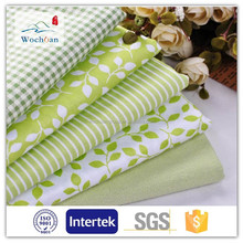 TC 80/20 45*45 110*76 polyester cotton Wholesale cheap printed garment fabric