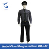 Grey Clothing Security Guard Uniform Color