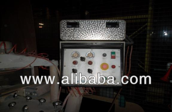 Glass grinding machine for angle - Cambi Angologlass Double