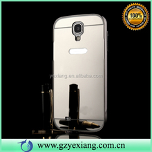 Newest Aluminium Metal Bumper For Samsung Galaxy S3 Cell Phone Case With Mirror
