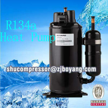 R134a heat pump dryer machine compressor for dehumidifier dryer washing machine Made in China
