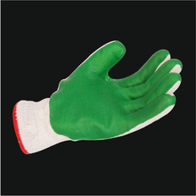 Automotive Breathable Shell Latex Coated Gardening Work Safety Gloves