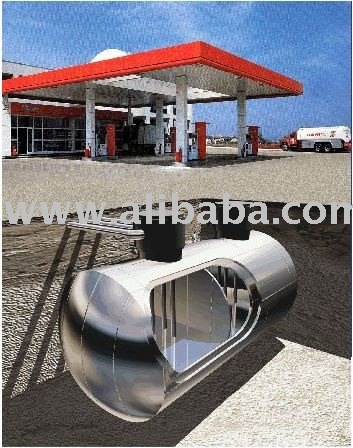 tank for fuel station