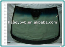Automobile windscreen for car