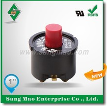 3 Phase Circuit Breaker With UL For Motor 220V