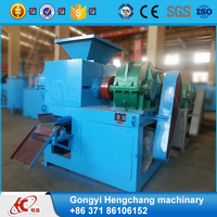 High pressure Coal dust briquette making machine