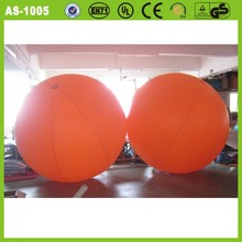 Factory directly hot sale pvc advertising helium balloon