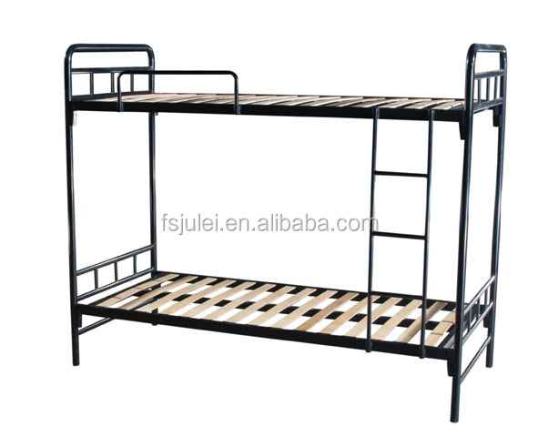 Dormitory Furniture High Quality Double Ded Frames Bed
