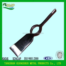 OEM orders top quality drop forged hand tools factory p402 pick mattock pickaxe head