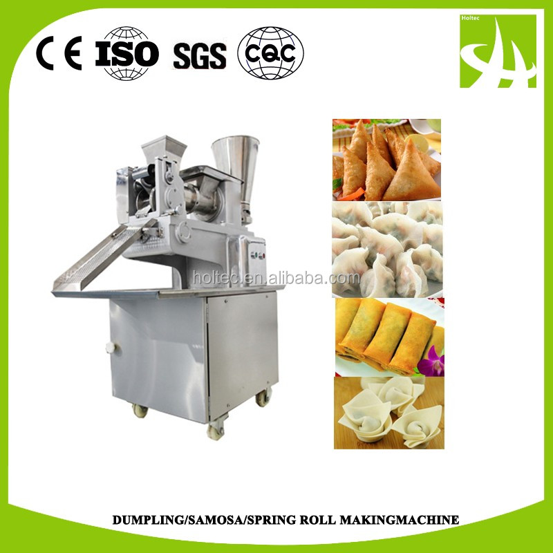 new full automatic/commercial india samosa making machine for sale