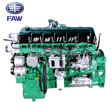 FAW CA6DM silent type lister type deutz fl913 electric engine