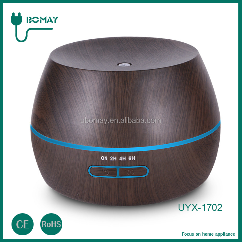 2017 World's First Wireless Bluetooth Smart Ultrasonic Aroma Diffuser/Essential Oil Nebulizer w/ App controlled,