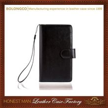 Hot Sell Promotional Top Quality Newest Make To Order Leather Case For Samsung Galaxy As3 Mini