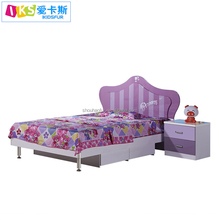 8101# luxury best selling girls children princess beds