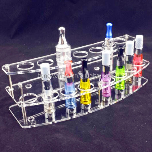 New Design and Top Quality E cigarette base, Vaporizer Holders,atomizer display stand