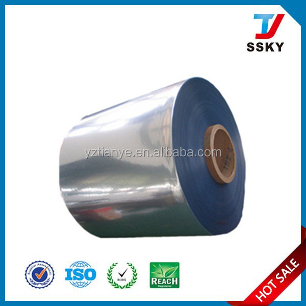 Pharmaceutical Clear PVC Film Rolls And Sheet of Soft PVC Film