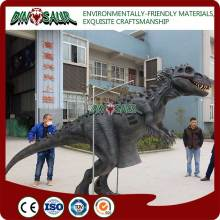 Mechanical adult realistic dinosaur/dragon costume for amusement park