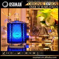 2017 aroma Diffuser essential glass oil lamp