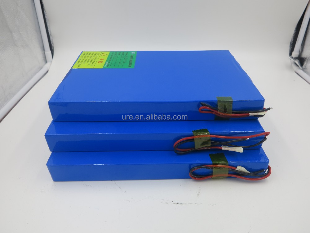 all in one solar street light battery 12v 40ah lifepo4/ li-ion storage battery with bms