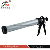 aluminum caulking gun/9 gun blueing