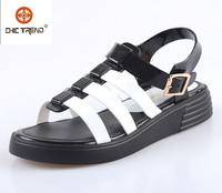 2015 new products pvc strap transparent jelly sandals jieyang plastic woman shoe brazil melissa shoes