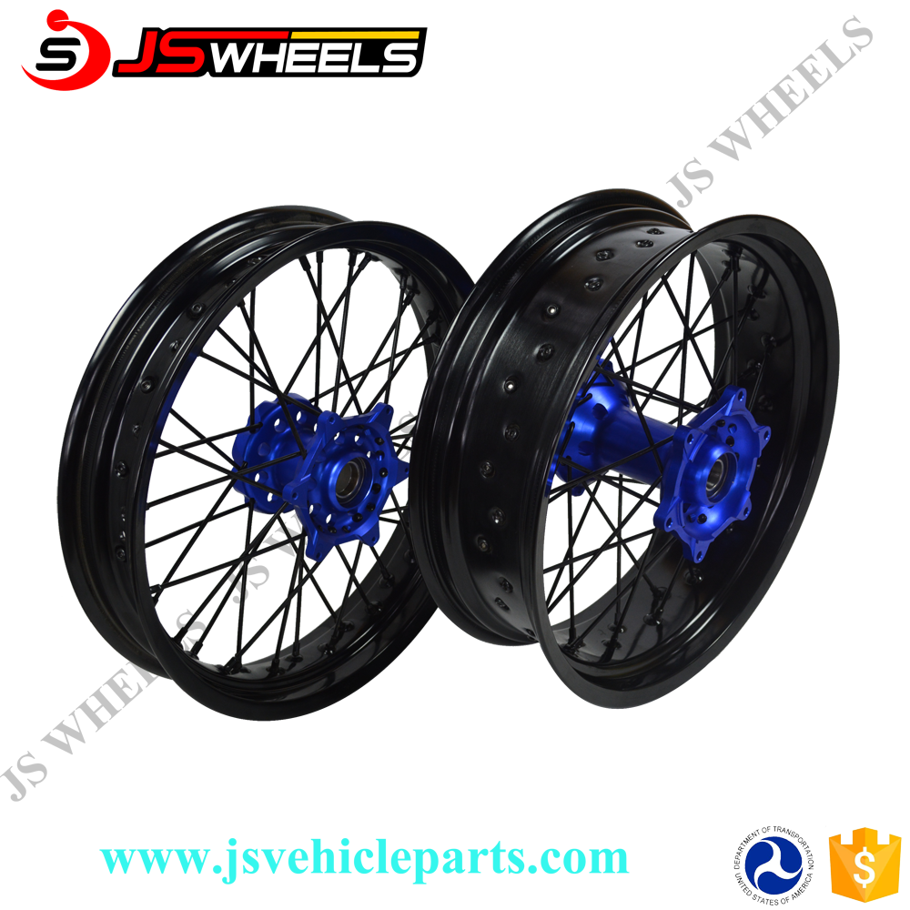150cc Chopper motorcycle CNC Alloy Spoked wheels for YZF250/450