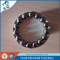 cast iron steel ball / grinding steel ball / polished bright chrome steel ball