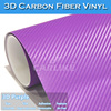 CAR STICKER 1.52x30M 5x98FT 0.18mm Heat Resistant Car Wrapping Carbon Fiber Wrap