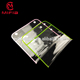 MIFIA customized plastic a4 pvc transparent document file holder bag