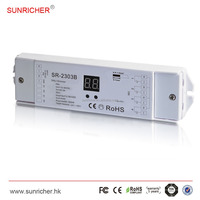 DALI LED Driver/Dimmer Low voltage 4CH 8A/CH one dali address