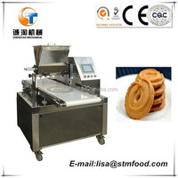 wire cut deposit biscuit cookie machine