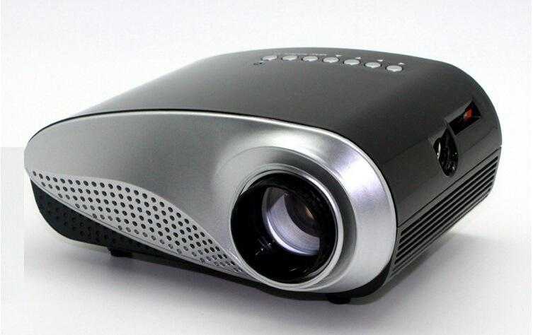 2014 the most Christmas gift mini projector mobile phone/full hd 3d led projector/home theater projector