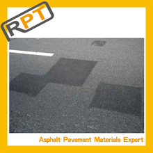 All-weather Cold Paving Material ----The Road of the Patron Saint