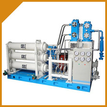 With Atmospheric Suction Pressure And 8-bar Discharge pressure BioGas Compressor