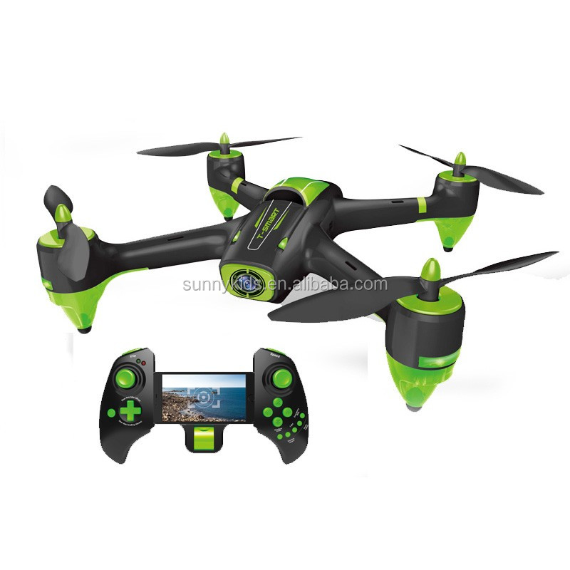 NEW! Drone 2.4G 6-Axis Gyro RC Quadcopter With HD