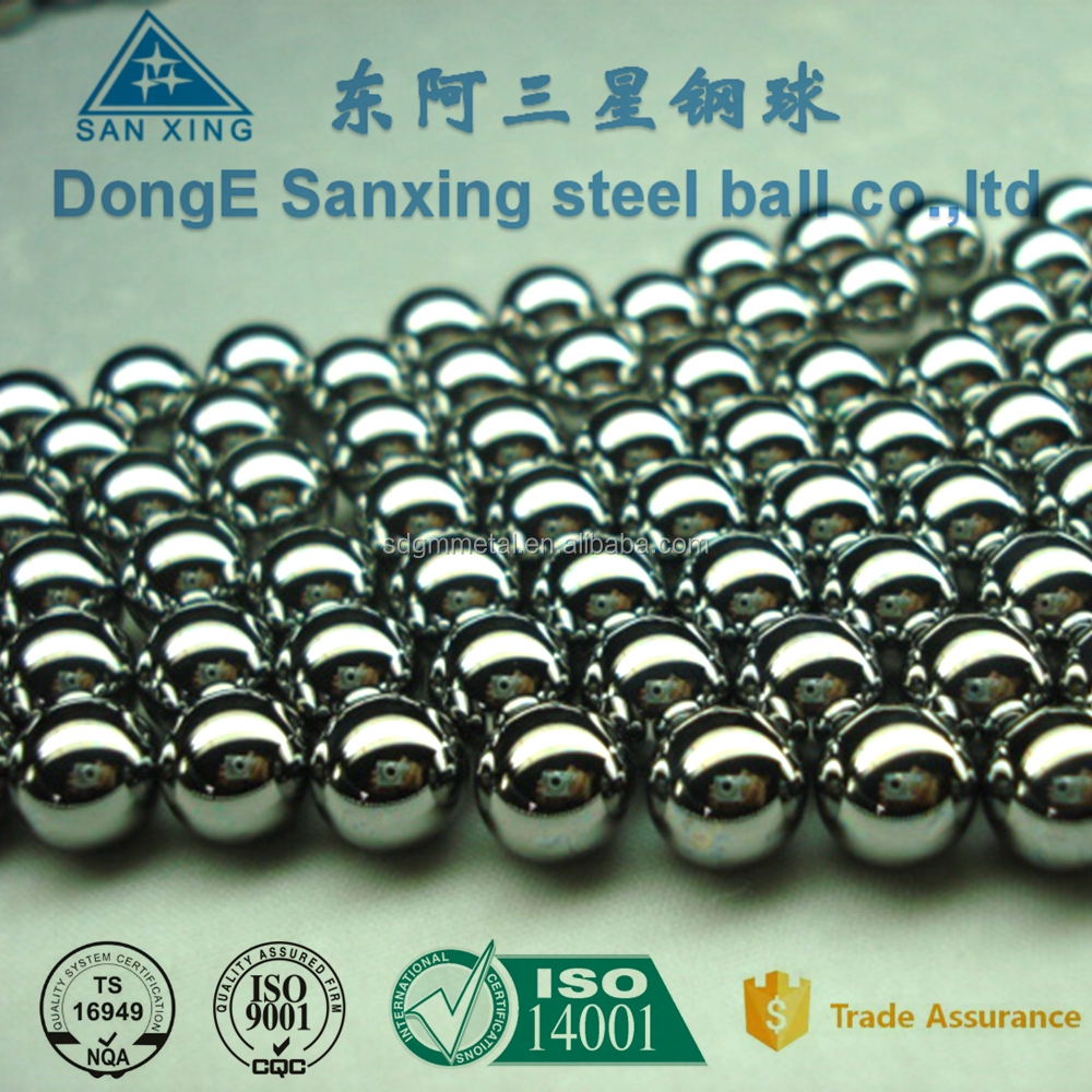 Best quality hot sell stainless steel ball for threaded