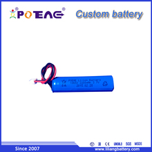 Deep cycle 3.7v 2200mAh li-ion battery pack for mobile phone