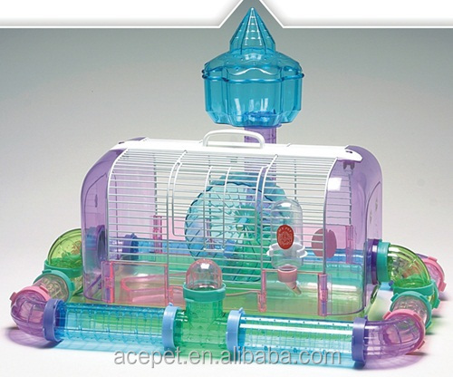 720-C High quality plastic Super Pet hamster cage small animal cage